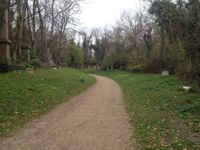 Nunhead Cemetery is being tarted up