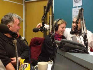Stewart Lee on Nunhead Radio 2014