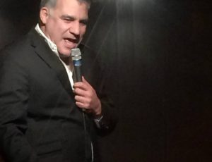 Jewish comic lands Fringe sponsorship – from Arab-owned freight company